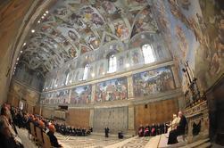Skip the Line Vaticano: Day Time Tour incluindo Museus do Vaticano e Capela Sistina