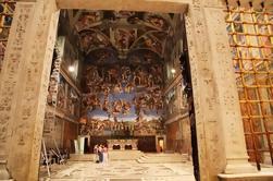 Excursão após o Vaticano incluindo Museus do Vaticano e Capela Sistina