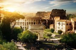 Arena Subterrânea do Coliseu e Anel Superior incluindo a Roma Antiga