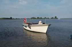 Crucero por el Canal Amsterdam de medio día