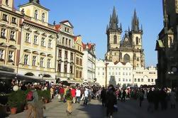 Praga Passeio a pé da Cidade Velha, Ponte Carlos e Castelo de Praga