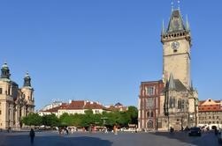 Passeio a Pé pela Cidade de Praga: Inclui Admissão à Torre do Relógio Astronómico