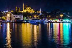 All Inclusive Bosphorus Dinner Cruise con Night Show turco da Istanbul