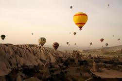 Cappadocia Tour de 3 días desde Side