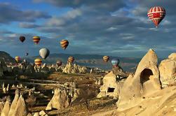 Cappadocia Tour de 3 días desde Kemer