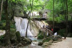 Hidden Paradise Manavgat lado ciudad antigua y 3 cascadas día de Alanya