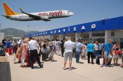 Traslado privado desde Alanya a Gazipasa Airport GZP
