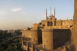 Descubre El Cairo: Museo Egipcio, Ciudadela de Saladino, Khan El Khalili Bazar Incluido Almuerzo