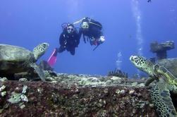 Oahu Certified SCUBA Adventure de la cuenca de Kewalo