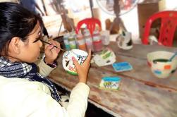 Siem Reap Ceramic Art Painting Clase