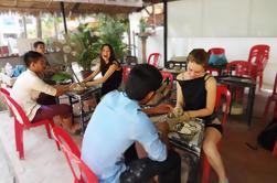 Siem Reap Cerámica y Cerámica Arte Pintura Experiencia