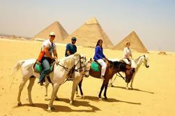 Tour de día completo a Memphis, Saqqara y Pirámides