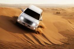 Red Dunes Desert Safari con barbecue cena e trasferimenti da Dubai