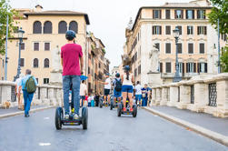 Piccoli gruppi Segway Rome Tours