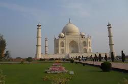 Excursión privada de lujo Tajmahal por Express Way desde Delhi
