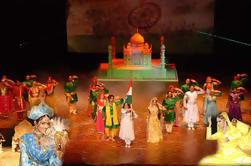 Tour por la noche de Mohabbat El Taj Show en Kalakriti Centro Cultural y de Convenciones