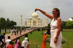 Excursión Privada Taj Mahal Agra Jaipur de 3 Días desde Delhi con Fatehpur Sikri