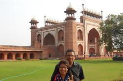 3-Día Privado: Taj Mahal Pink City Tour con Noche Show