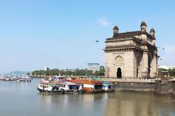 Património Privado Mumbai Colaba Area Walking Tour com Transferência