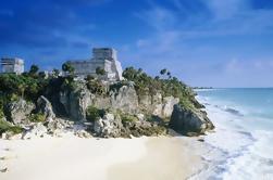 Excursión Privada Coba, Tulum y Temazcal desde Playa del Carmen