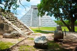 Ruínas de Chichen Itza e Coba com Almoço e Cenote