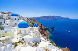 12 noites de excursão mágica do mar Egeu de Atenas
