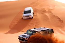 Serata Desert Safari in 4WD da Dubai