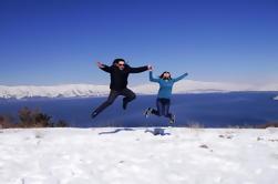 Excursión de un día a Garni, Gegard y el lago Sevan