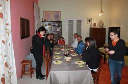 Cena Vegana en el Restaurante Casa en Nápoles con Traslado