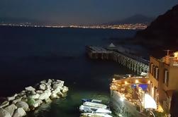 Pizza napolitana y la noche de Nápoles visitas en barco