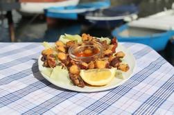 Cena en Napoli - Menú de mariscos