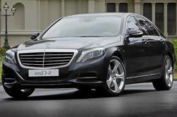 Moskou Vnukovo Private Airport Luxury Car Arrival Transfer
