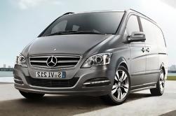 Traslado privado a Berlín desde Praga por Luxury Van