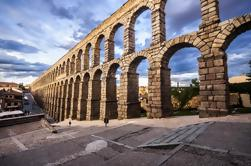 Private Transfer: Madrid to Segovia