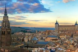 Traslado Privado: Toledo a Madrid