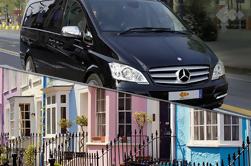 Transferencia de llegada de la minivan privada: Aeropuerto de Londres Stansted al centro de Londres