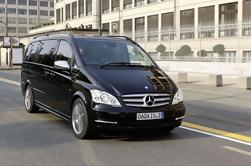 Private Abfahrt Luxus Van Transfer: Zentral-London nach London City Flughafen