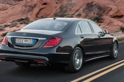Moskou Domodedovo Private Airport Luxury Car Departure Transfer