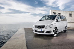 Luxe Moskou Domodedovo Private Airport Van Departure Transfer