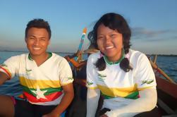 U Bein Bridge Sunset Ciclismo Day Tour da Mandalay