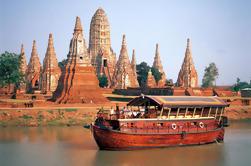 2 dias Mekhala Exotic Siam Cruise de Bangkok