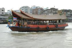 Half-Day Bangkok Rice Barge e Longtail Boat Cruise