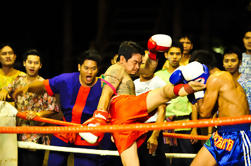 Thai Boxing Match incluyendo boletos y transferencias en Bangkok
