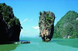 Phang Nga Bay Island Excursión de un día entero incluyendo almuerzo de Phuket