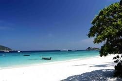 Similan Island Tour en lancha rápida con almuerzo desde Phuket