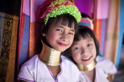 Hill Tribe Village Tour y crucero por el río incluyendo almuerzo de Chiang Mai