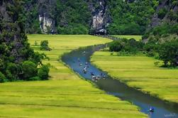 Hoa Lu e Tam Coc Day Tour