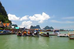 Phang Nga Bay Tour Deluxe a James Bond y Hong Island desde Phuket