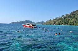 Full-Day Snorkel viaggio a Koh Rok in motoscafo da Koh Lanta