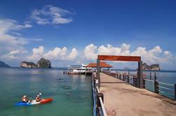 Giorno viaggio a Koh Ngai da Big Boat da Koh Lanta tra cui snorkeling e kayak